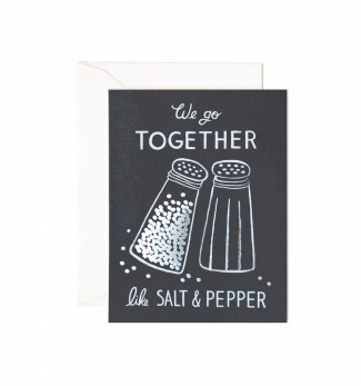 Salt & Pepper - Kort
