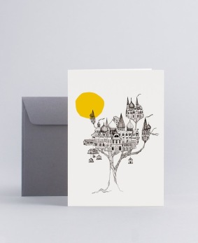 Minikort - Another birds nest