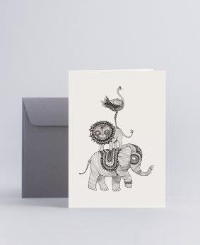 Minikort - Africa