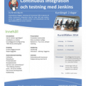 Continuous Integration och Jenkins