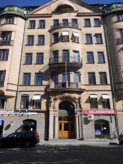 Badhusgatan 20, Stockholm