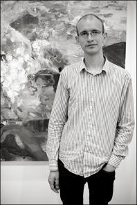 Simon Gorm Andersen. Hötorgsstipendiat 2013
