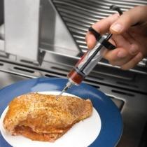 Lär dig hur man saltar in fisk och kött