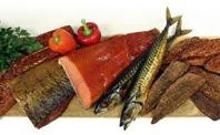 Varmrökt fisk