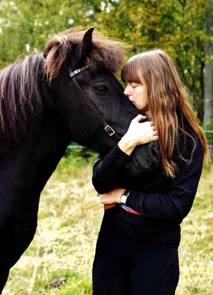 Atli och Iris. Foto av Johanna Landgren.