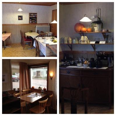 Före renoveringen av Caféet i Vallberga