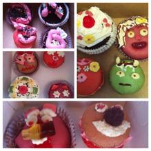 Cupcakes för barnen i Båstad