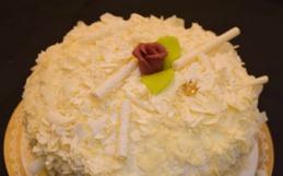 Snävit tårta
