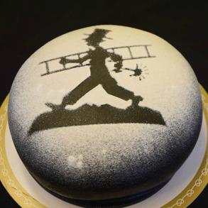 Sotare tårta
