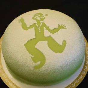 Carl Alfred tårta