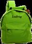 Barnryggsäck - Grön