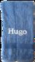 Handduk liten - Ljusblå