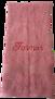 Handduk stor - Rosa