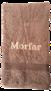 Handduk stor - Ljusbrun