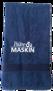 Handduk mellan - Marinblå