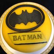 Batmantårta