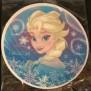 Dekoration Frost oblatbildtårta