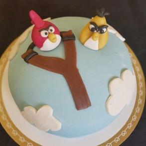 Angry bird slangbella