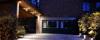 Ljussättning fasad och utebelysning villa