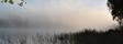 Dimma vid sjön Vismen