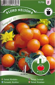 Tomat, Körsbärs-