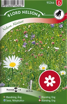 Mix, Ängsblommor, Nelson mixture