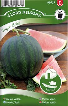 Melon, Vatten-,