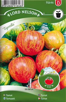 Tomat, Frilands-
