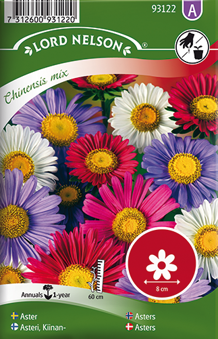 Aster, Chinensis mix
