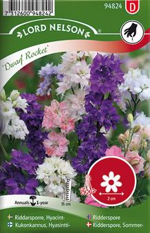 Riddarsporre, Hyacint-