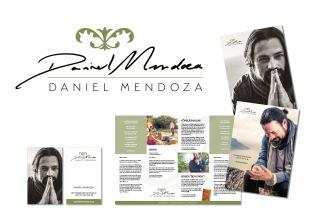 Daniel Medozas logogtyp. Besök webbplatsen här