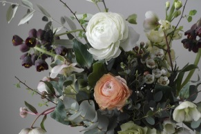 Pion Blomsterateljé signaturbukett - Standard