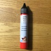 Ljuslack - Ljuslack 25 ml röd