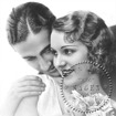Servetter Styckesvis Sagen - Kärlek Man o Kvinna