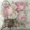 Servetter Styckesvis Sagen - Big roses