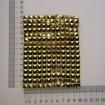 Nitar och blingbling band - Guldnitar 1m ca 12,7 cm bred