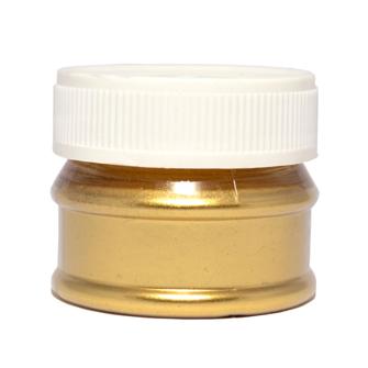 Pigment Puder - Metalic - Pael Guld