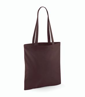 Textilpåse - Tygkasse - Choklad