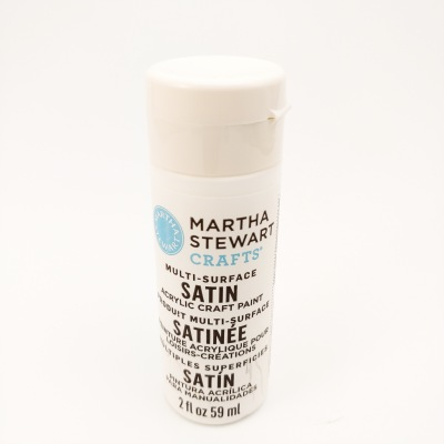 Satin - Martha Stuwart - satin wedding Cake - Vit 59 ml