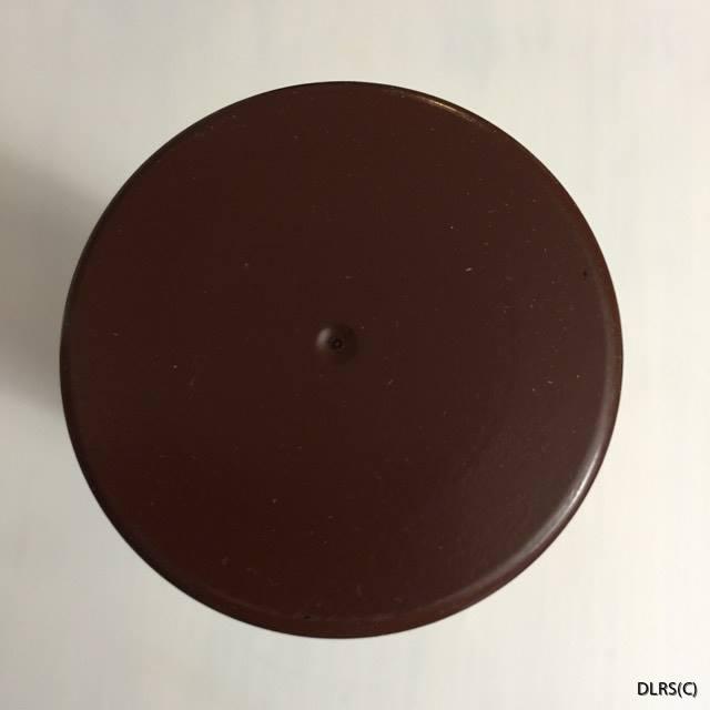 chokladbrun