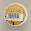 Hobby spraykrackelering - solblomma senapsgul