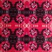 Blank - Mönstervinyl - mönstervinyl bartik röd