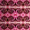 Blank - Mönstervinyl - mönstervinyl batik rosa