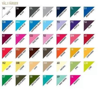 Textilpåse - Tygkasse - Natur