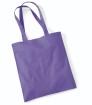 Textilpåse - Tygkasse - Violett