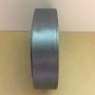 Satinband 20mm - Silver 20mm, ensidigt satinband