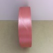 Satinband 20mm - Gammel rosa 20mm, ensidigt satinband