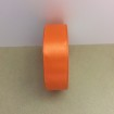 Satinband 20mm - orange 20mm, ensidigt satinband