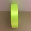Satinband 20mm - neongul 20mm, ensidigt satinband