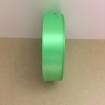 Satinband 20mm - äppelgrön 20mm, ensidigt satinband